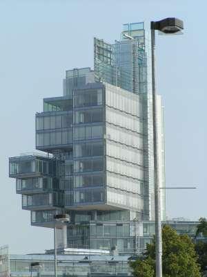 Architektur und Abstraktes.