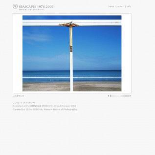 HermanVandenboom.net. Weboldal a fotóművész Herman van den Boom.