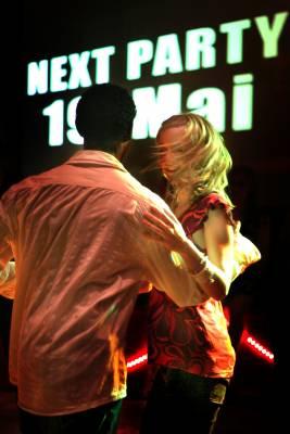 Salsa Palladium Party. Mainz, 17. April 2007.