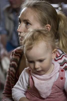 Moser-Familientreffen, Heidelberg, 17.-19. August 2007