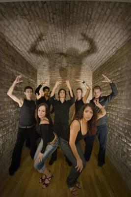Dancers Group. Mainz, September 01, 2007