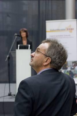 Exhibition Opening ZIRP, Railion Mainz, September 06, 2007
