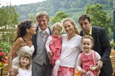 Hochzeit Geli+Klaus. Heidelberg, 07. Juni 2008