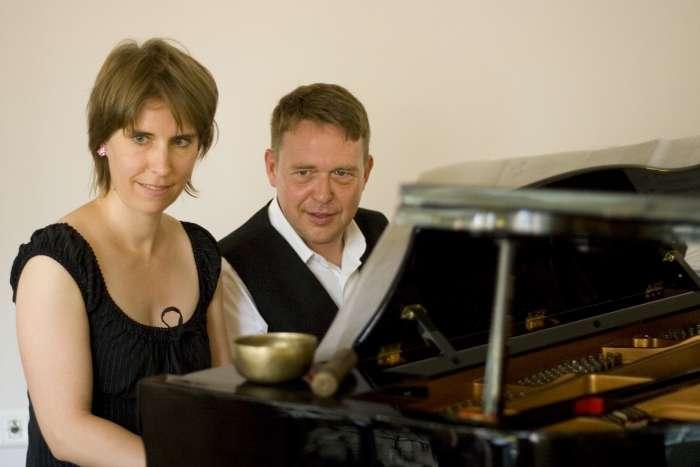Nyári koncert. Magántanítványak Judit Feigl, Figaro Mainz, június 28, 2009