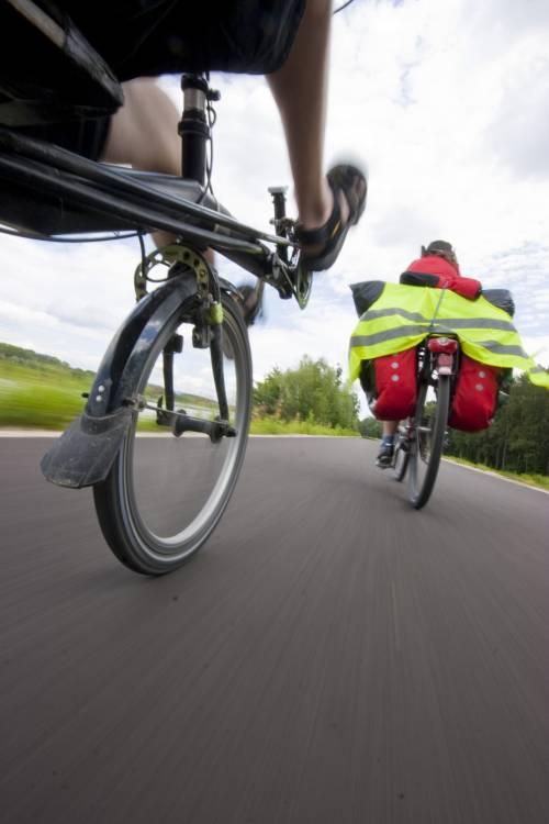Hungary bicikli túra. 2400 km Balatontól és vissza, 2009 nyarán