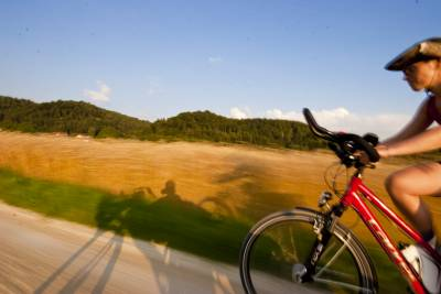 Ungarn Radtour. 2400 km zum Balaton und zurück, Sommer 2009