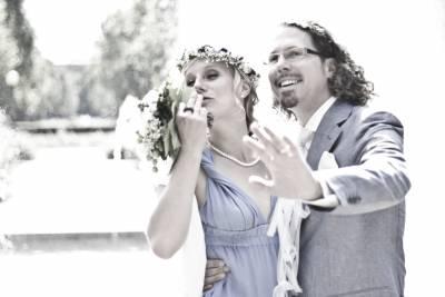 Lena+Sven. Hochzeit am 27.-30. August 2009