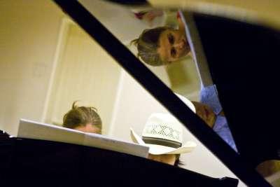 Abschiedskonzert. Akademie für Tonkunst Darmstadt, 25. September 2009