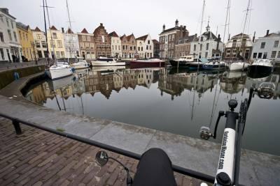 Benelux Radtour. Kälte, Wind und Regen zum Trotz. Ostern 2010