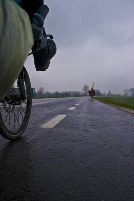 Benelux Bicycle Tour. Despite cold, wind and rain. Easter 2010