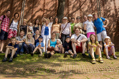 Moser-Familientreffen, Köln, 06.-07. Juli 2013