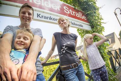 Moser családi találkozó, Köln, 06-07 július 2013