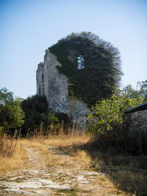 Lijepa Istra. Berge und Adria in Kroatien, Juli 2013