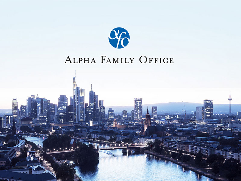 Alpha Family Office. Responsives WordPress-Theme.
