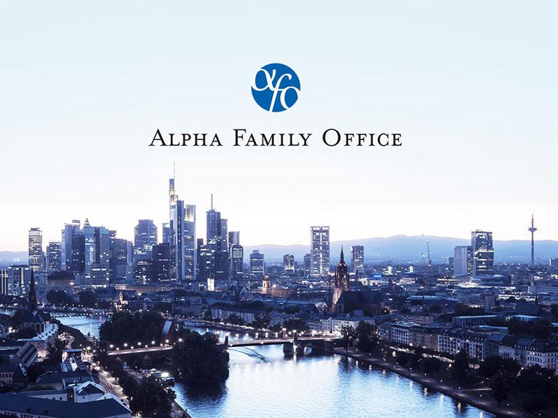 Alpha Family Office. Responsive WordPress theme.